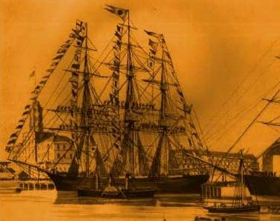 The History of Individual Clipper Ships